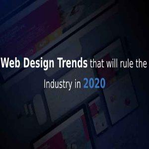 best web design 2020 trend