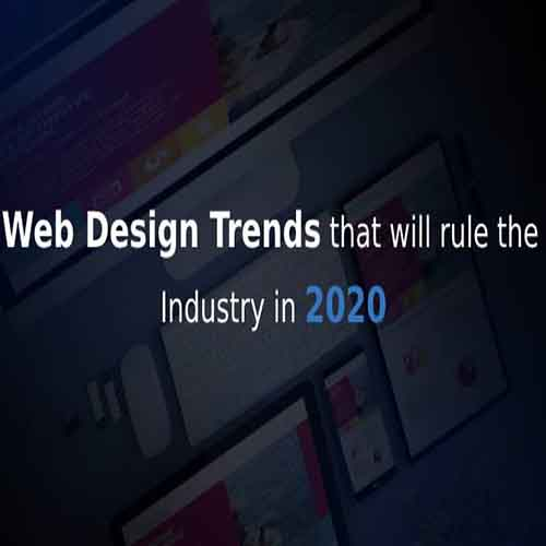 best web design 2020 trend